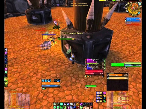 2v2 Druid Hunter - Cherez  Beasteh