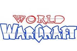 Лого WoW 4