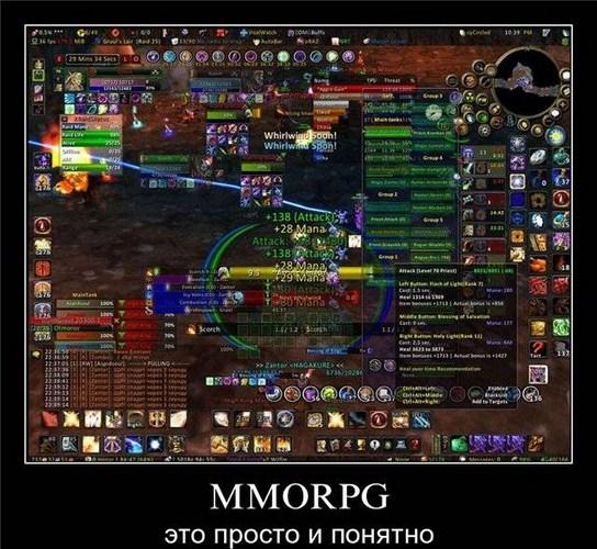 MMORPG - это так просто и понятно