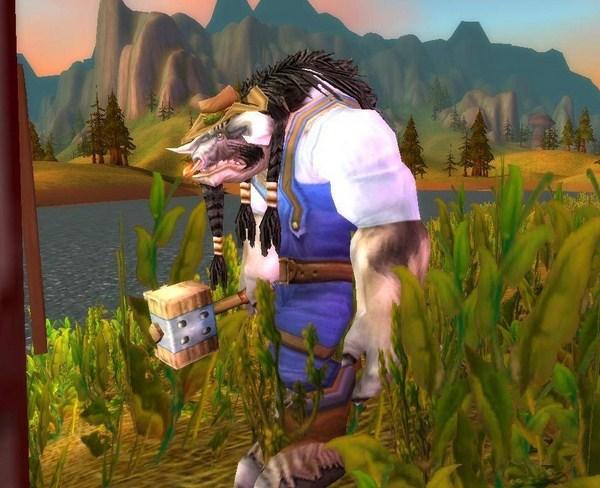 Мемориал Эзра Чаттертона World of Warcraft