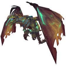 WOW Поводья дракона западного ветра