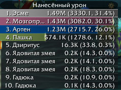 Skada Damage Meter 2.4.3