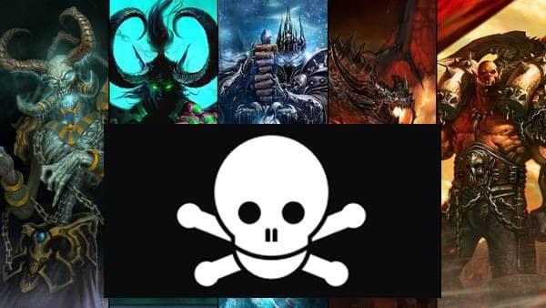Пиратские сервера WoW